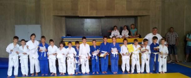 Judo klub Dubrovnik polagnje drugi dio
